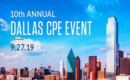 Dallas CPE Event