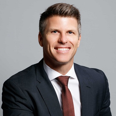 Adam Johnston, Protiviti Hong Kong
