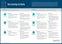 Key Learnings for Banks