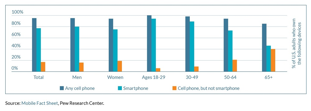 Phone Ownership Statistics by Demographic