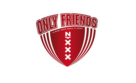 Only Friends Logo