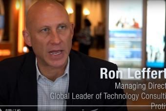 Heard at Ops: The Criticality of Managing Risk with Ron Lefferts, Protiviti