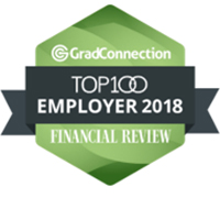 Protiviti Australia named to the 2018 Top 100 Graduate Employers list by Financial Review
