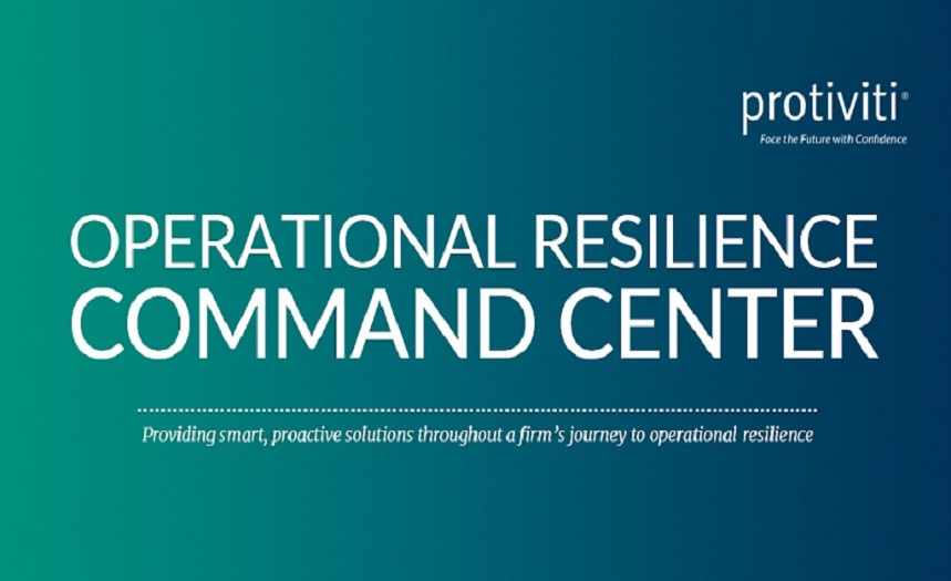 Operational Resilience Command Center