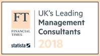 Financial Times recognizes Protiviti as UK's leading management consultants 2018