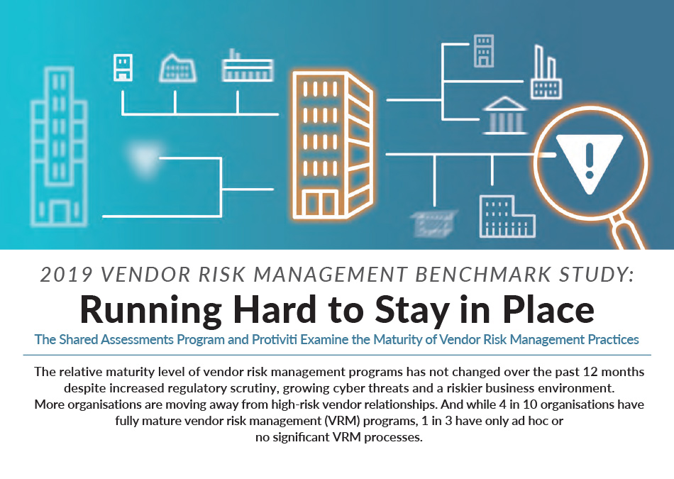 2019 VENDOR RISK MANAGEMENT SURVEY