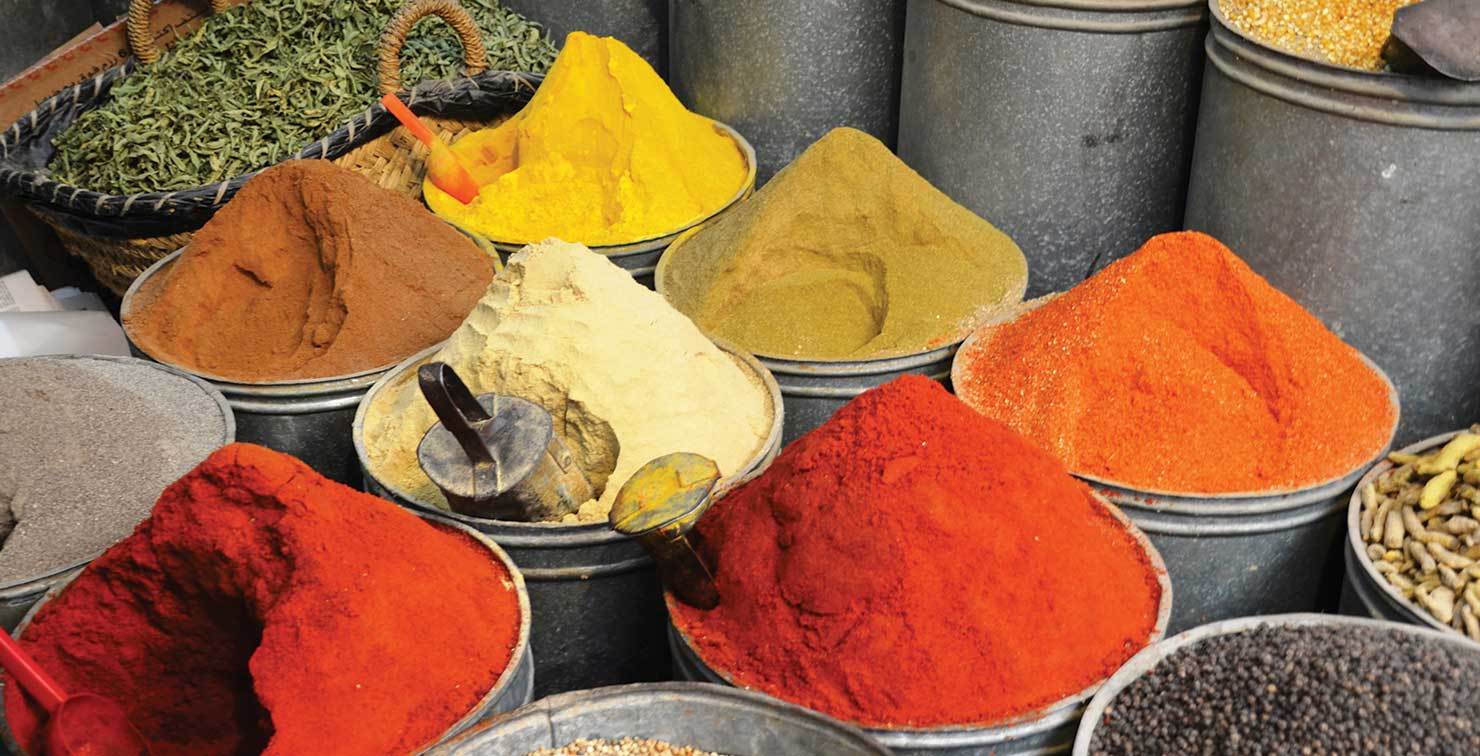 Spices by Trish Finnemore