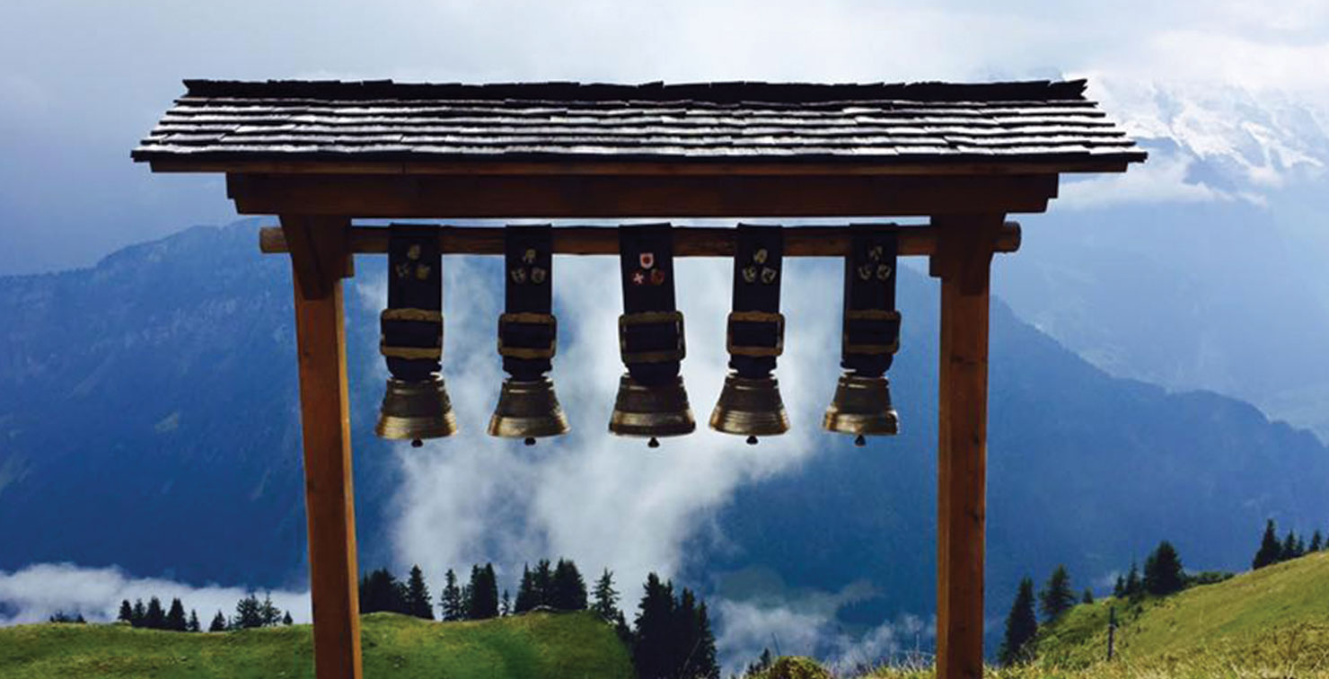 Bells in Heaven by Sukanya C