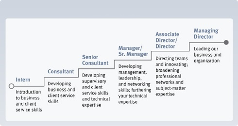 Protiviti Career Ladder