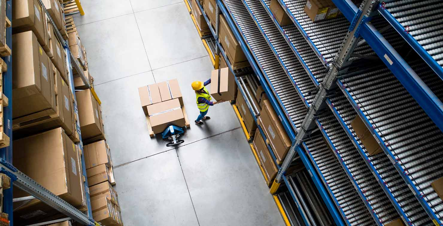 Global manufacturer of technology products revamps SIOP and warehouse operations to sustain growth