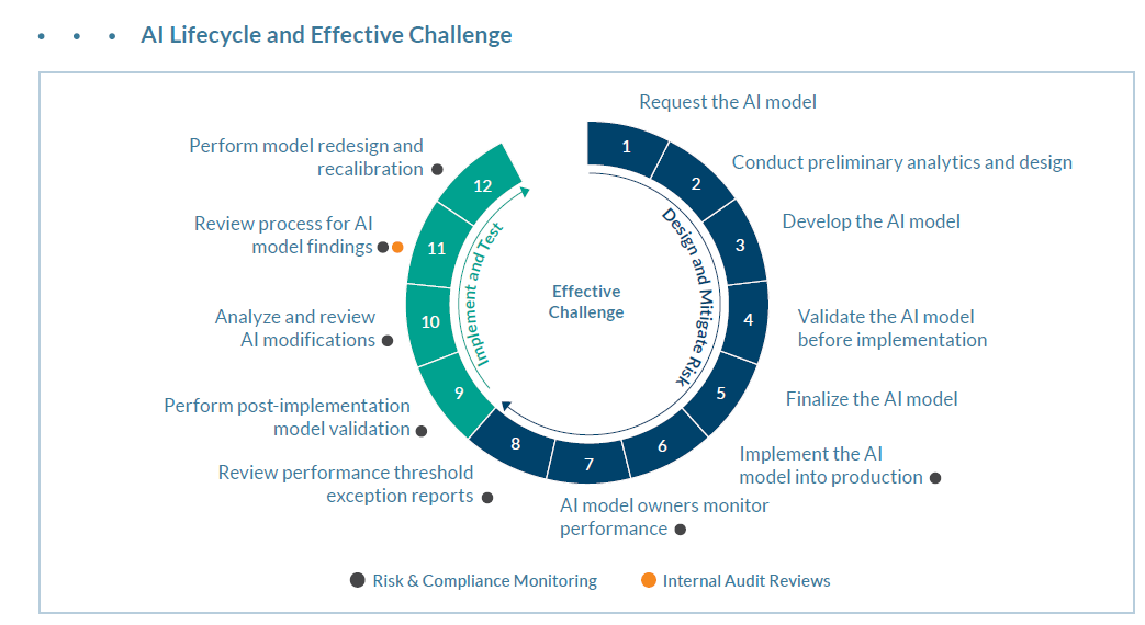 AI Lifecycle and Effective Challenge