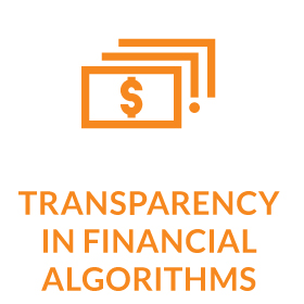 Transparency in Financial Algorithms