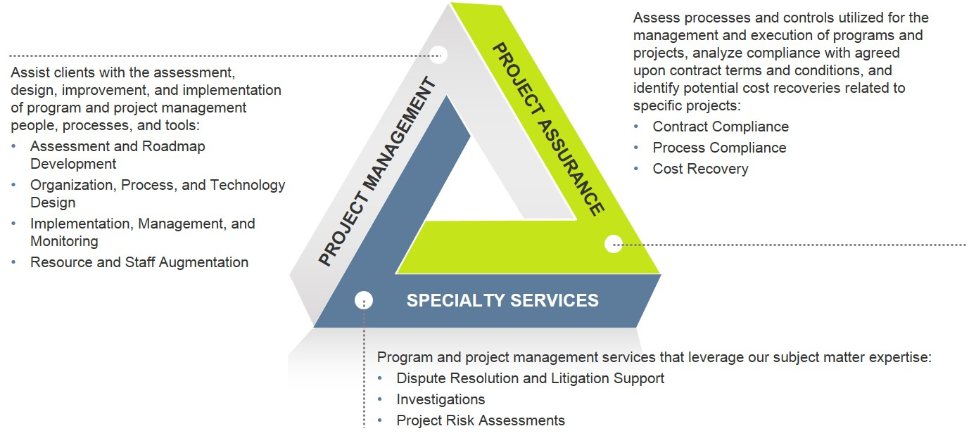 Healthcare Capital Project Management Chart