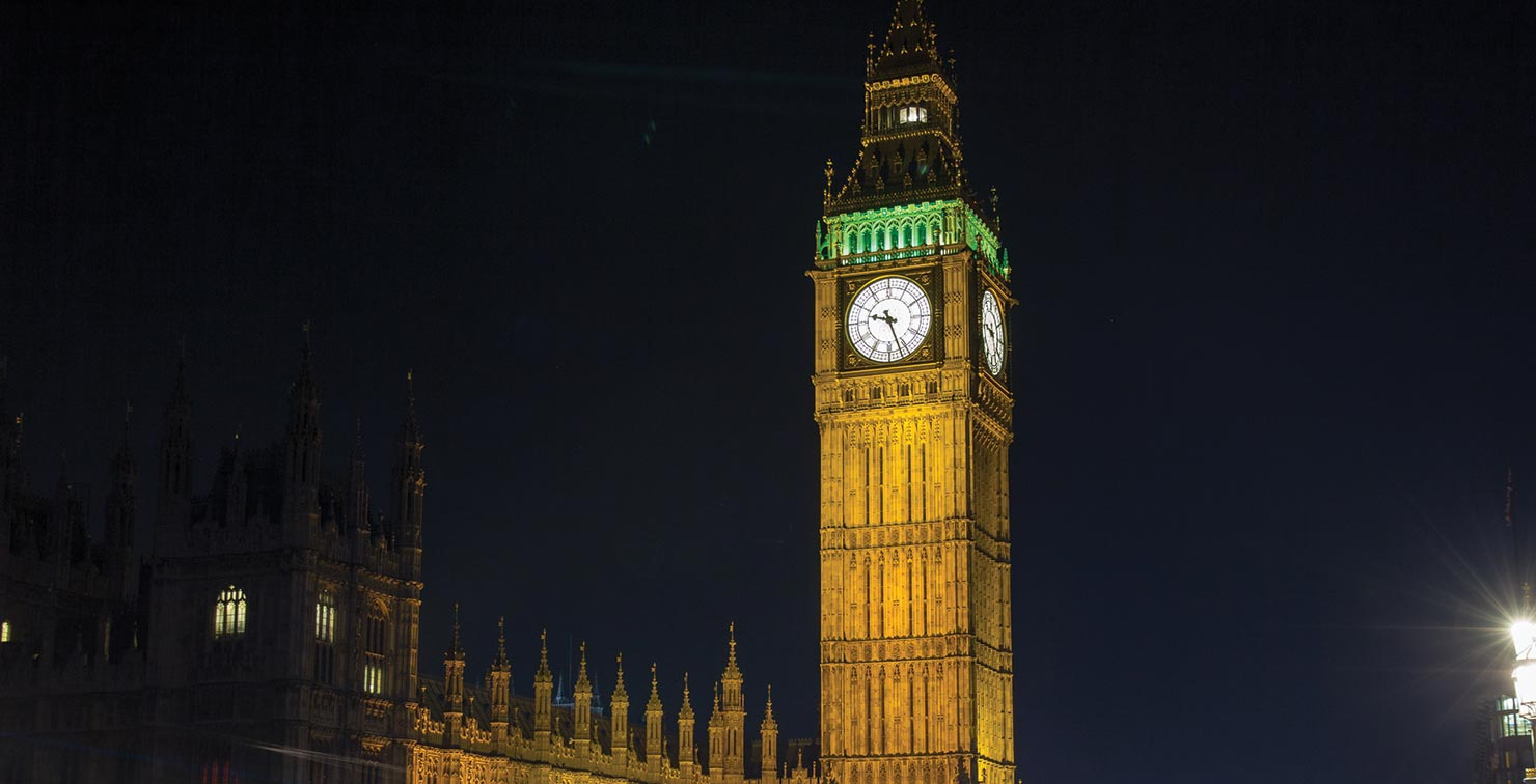 Finance Optimization - Big Ben London
