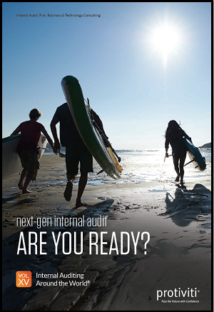 Next-Generation Internal Audit -- Are You Ready?
