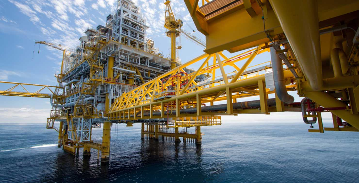 oil and gas production company